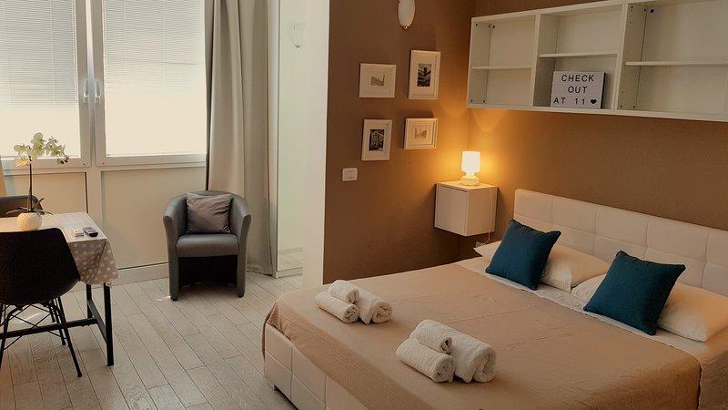 Apartment Giotto Eremitani, alquiler vacacional en Padua