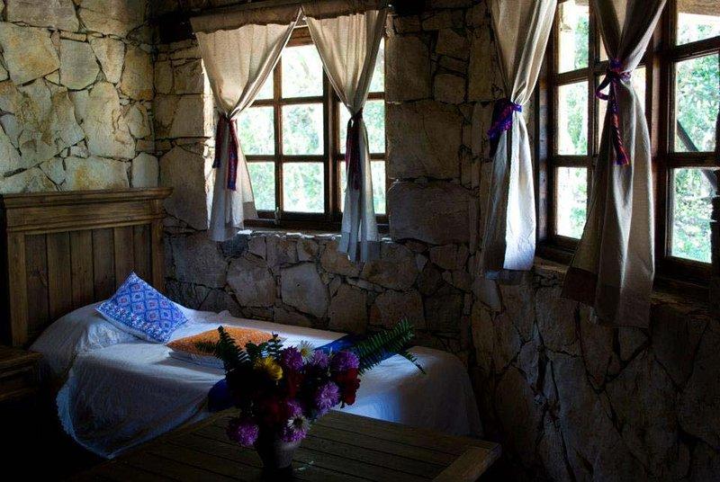 Cabaña Sima de las Cotorras., location de vacances à Chiapas