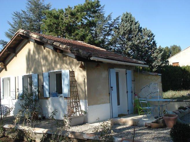 Cottage de l'extérieur