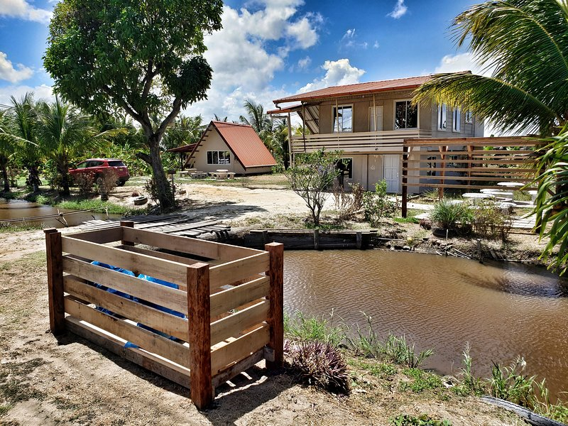 Nickerie appartementen, casa vacanza a Suriname