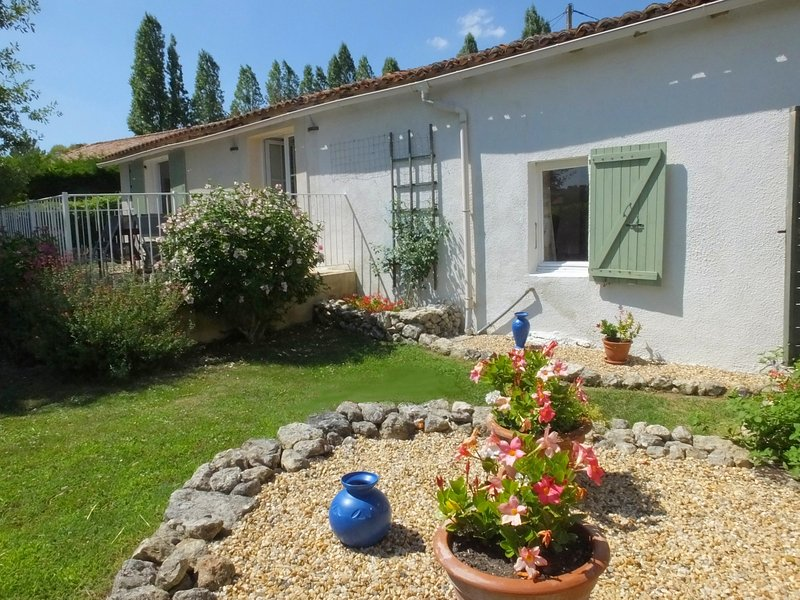Le Petit Chene, holiday rental in Chenaud