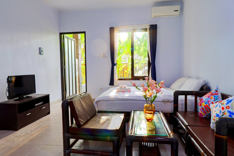 Rise Apartement Sanur No. 1 'Open Promo'with pool, holiday rental in Sanur