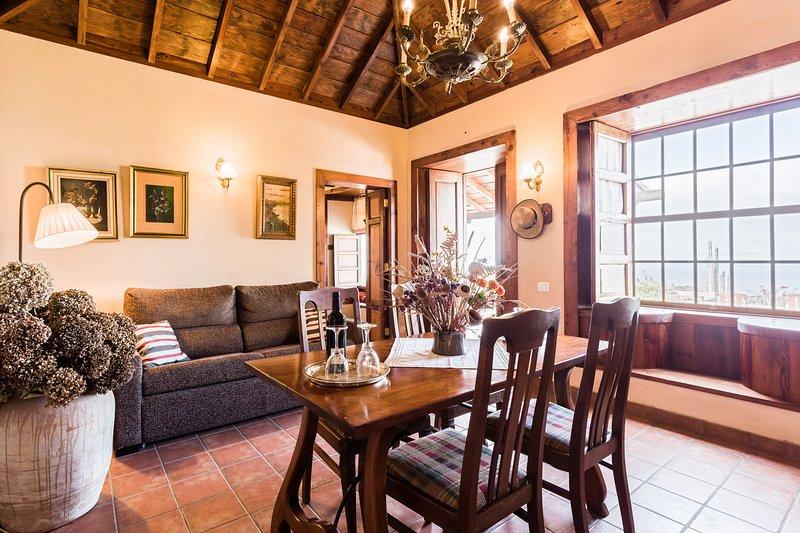 Casa rural Los Melindros, alquiler de vacaciones en La Palma