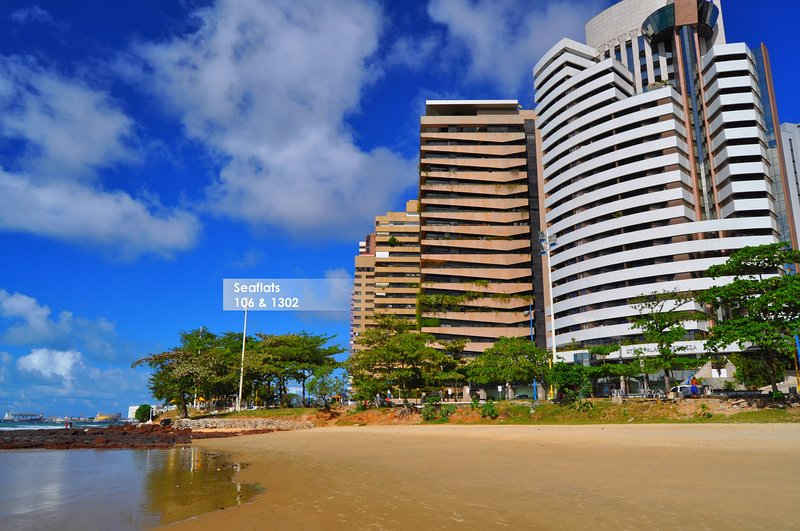 SEAFLATS 106 2 rooms, aluguéis de temporada em Fortaleza