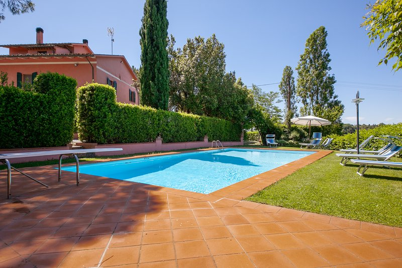 podere lo stringaio, holiday rental in Fauglia