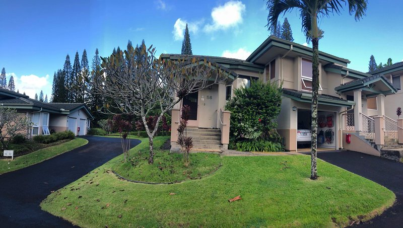 On The Way To Hanalei, Villas of Kamali'i #56, vacation rental in Princeville
