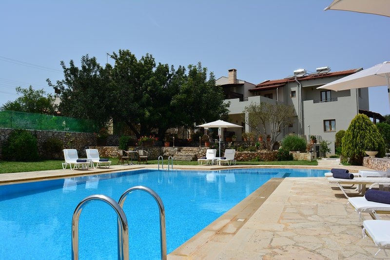 Elianthos Villa ''Villa Olive'', holiday rental in Vamos