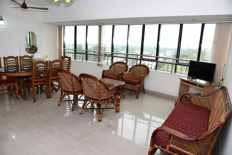Mannakulathil Towers, vacation rental in Kottayam
