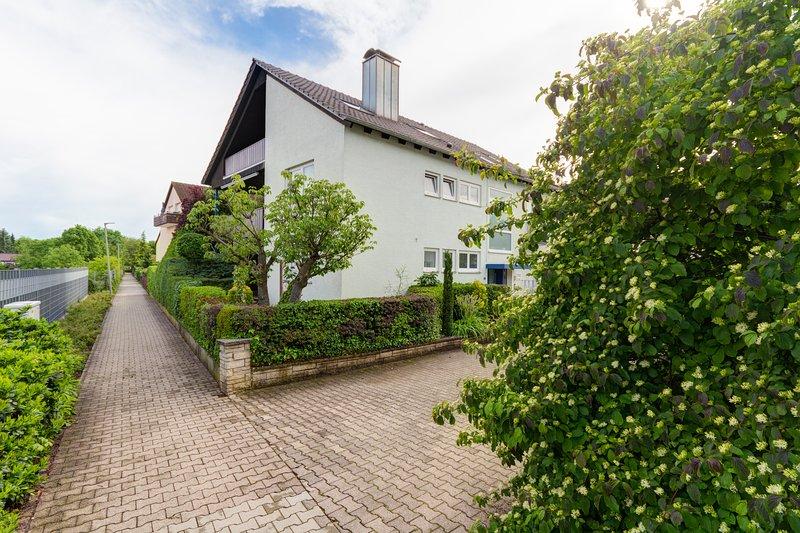 Daheim am Wasserturm - Apartment mit Ausblick, casa vacanza a Woerth am Rhein