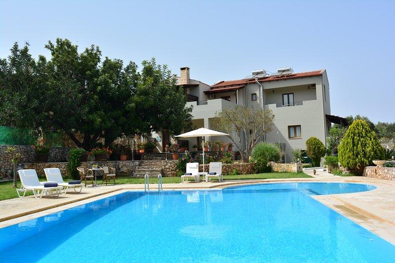 Elianthos villa ''Villa Sage'' – semesterbostad i Vamos
