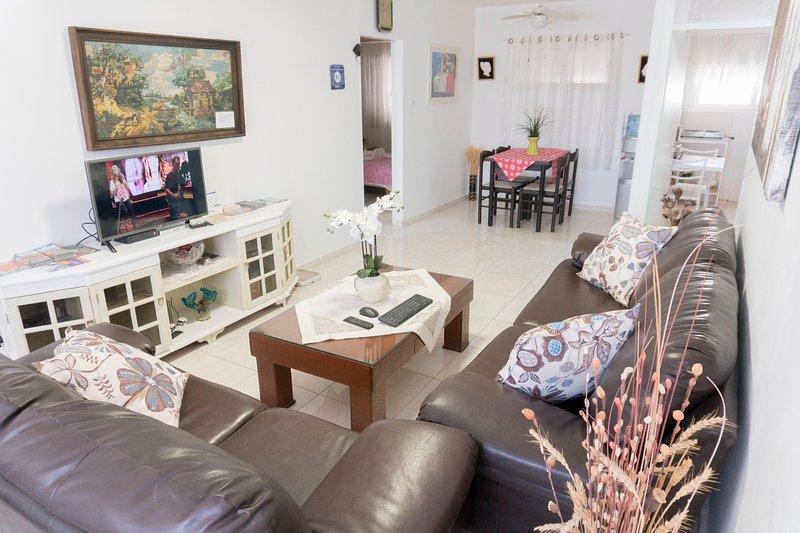 Dead Sea Apartments, holiday rental in Meitar