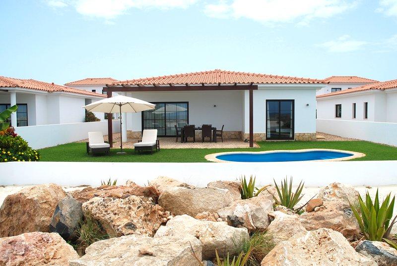 Ocean View Villa 9, casa vacanza a Sal