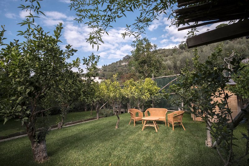 Casa Vacanze Blue View, holiday rental in Marciano