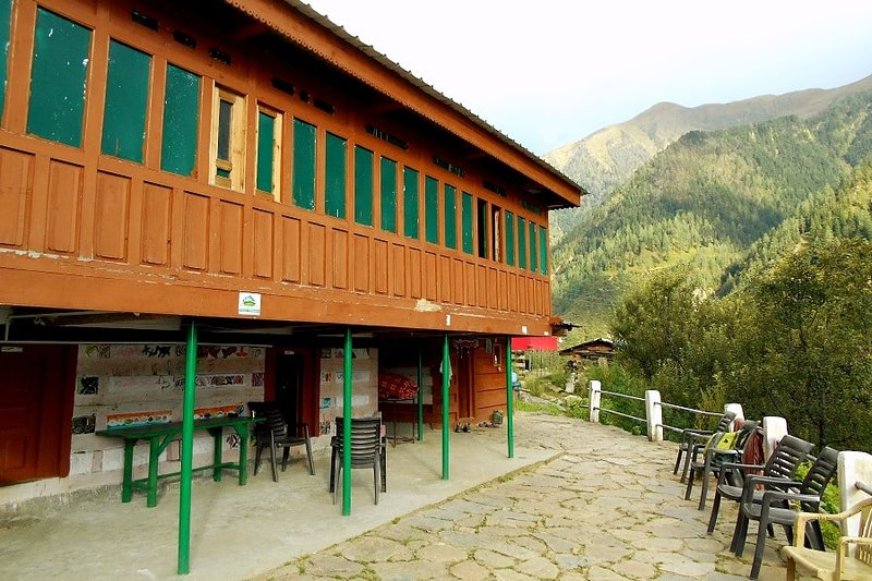 Séjour Eco Village - Village Osla, Har Ki Dun