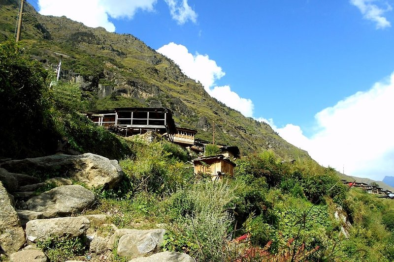 Village Osla, Har Ki Dun