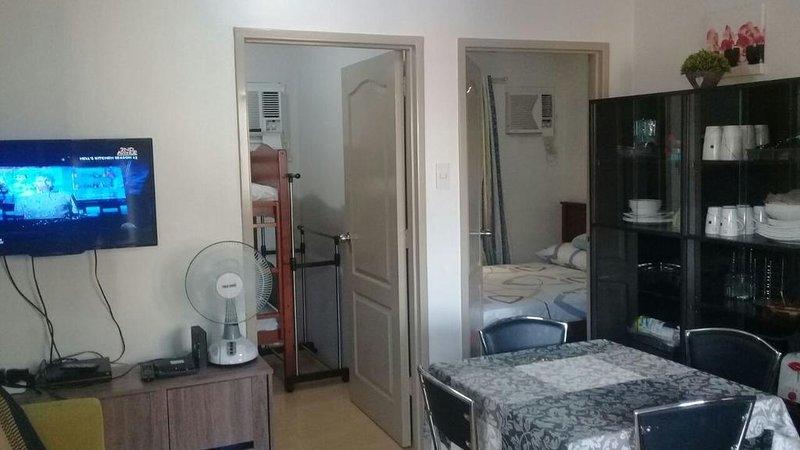 2BR Linas Sorrento Oasis Resort, holiday rental in Antipolo City