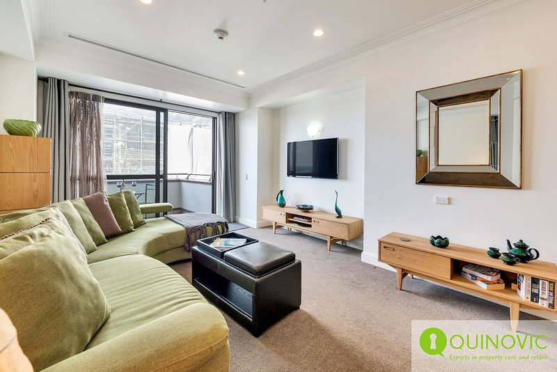 Stylish City Apartment, holiday rental in Auckland Central