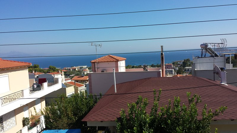 SEA VIEW IN ATHENS, vacation rental in Artemida