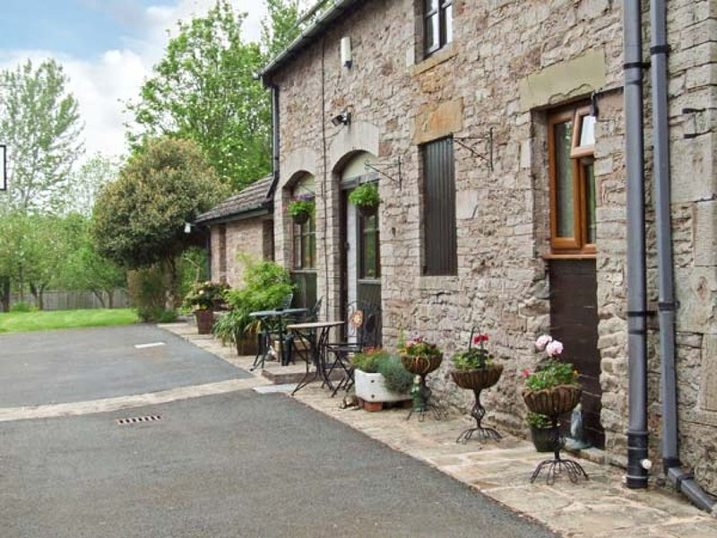 STARGAZER'S FIELD HOUSE all ground floor, family friendly apartment in, alquiler de vacaciones en Hay-on-Wye