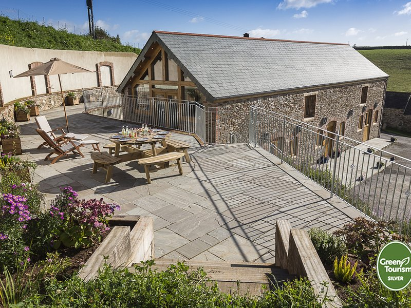 Butterwell Barn, Dartmouth, holiday rental in Dartmouth