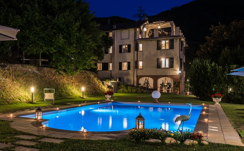 Villa Raggio di Luna, holiday rental in Vorno