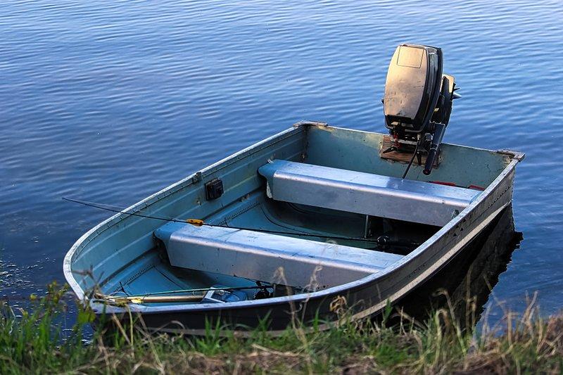 Kleines Fischerboot zu vermieten