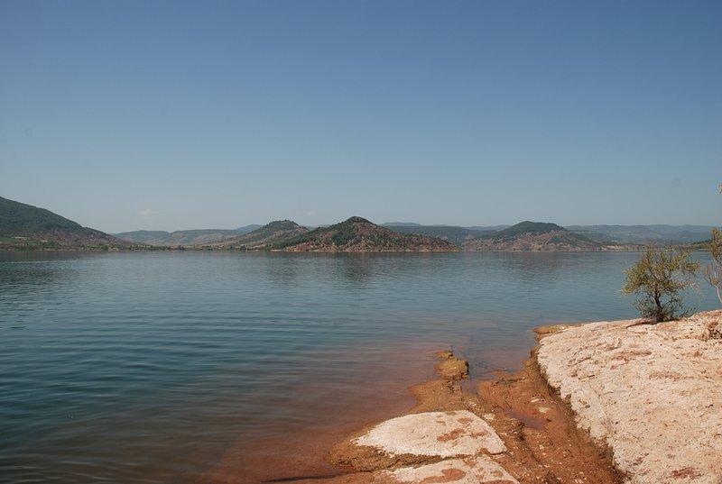 Lac Salagou - Schwimmen & Wassersport