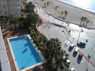 Edificio Colon  calle Alemania- Calpe  Costa Blanca PLAYA ARENAL, holiday rental in Calpe