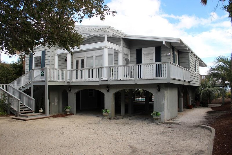 Shore Broke Beach House, alquiler de vacaciones en Pawleys Island