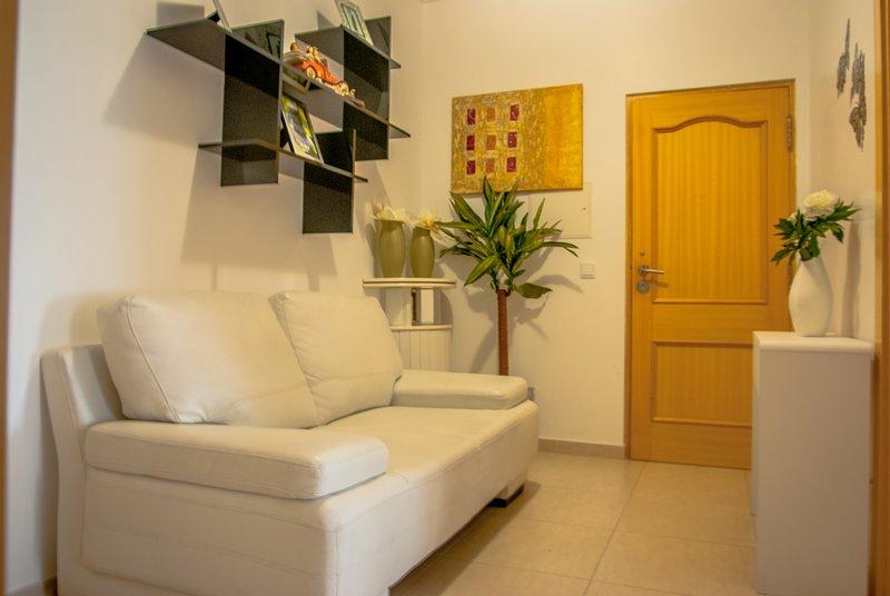 Neuse White Apartment, Nazaré, Leiria, location de vacances à Barrio