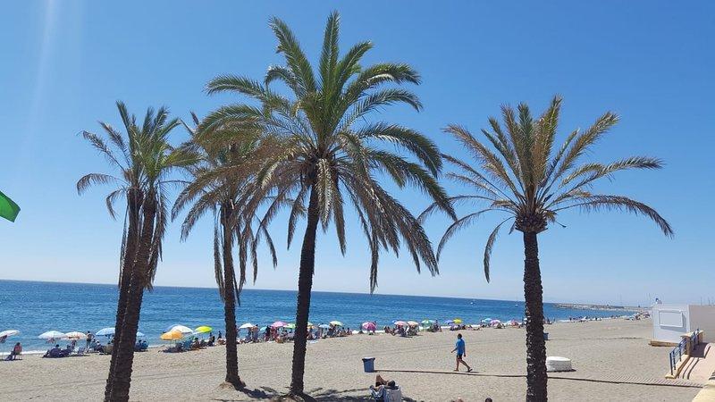 Spiaggia Sabinillas.