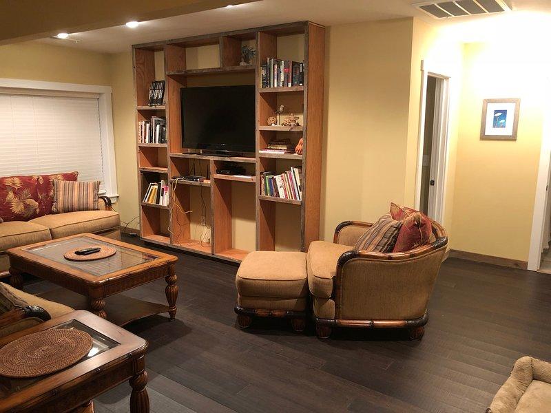Cozy home, holiday rental in McClellanville