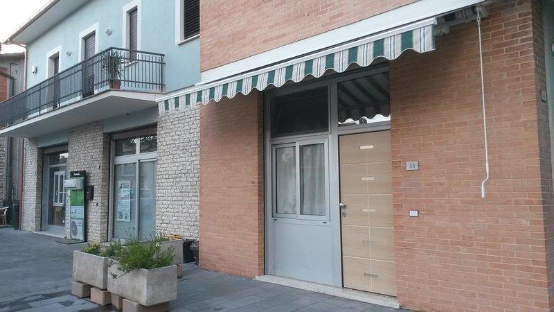 bilocale verde umbria, holiday rental in Montecastrilli