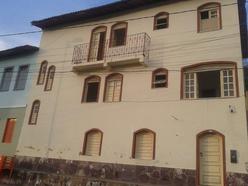 Casa Diamante Nativo 02, holiday rental in Andarai