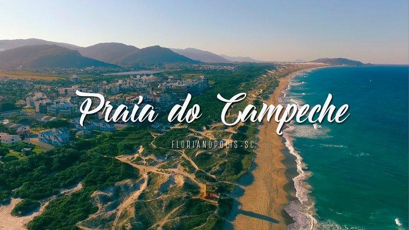 Casa 'DuCampeche' - (vacation rental travels), holiday rental in Florianopolis