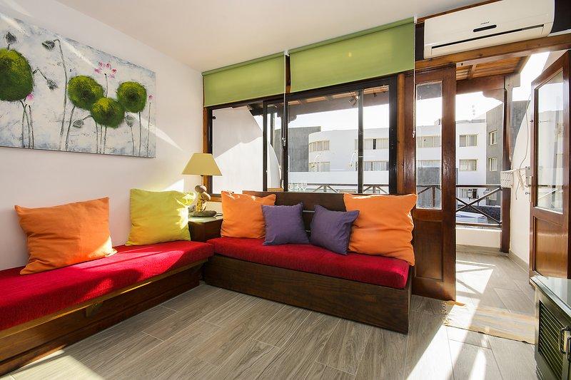 Apartamento Los Topes II, Su Sueño, Ferienwohnung in Lanzarote