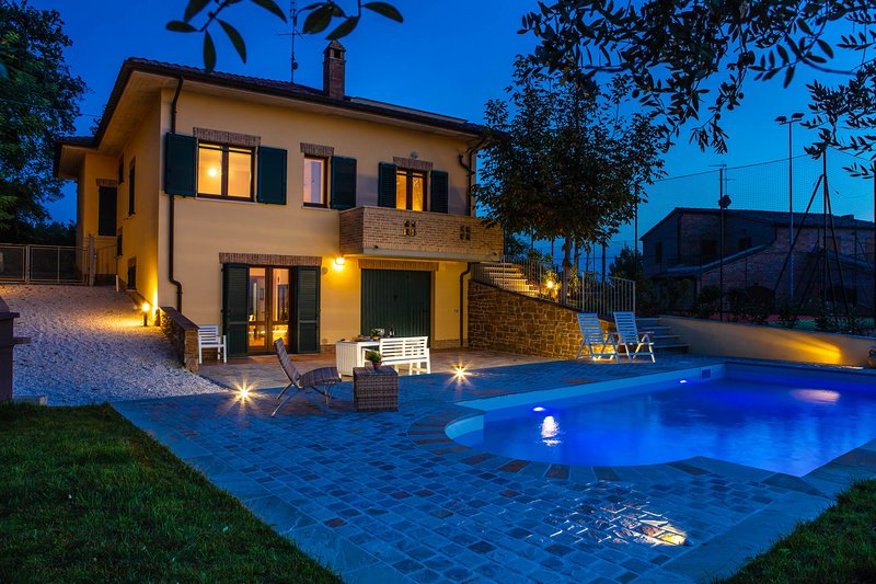 Casa Il Gelso, holiday rental in Ostra Vetere