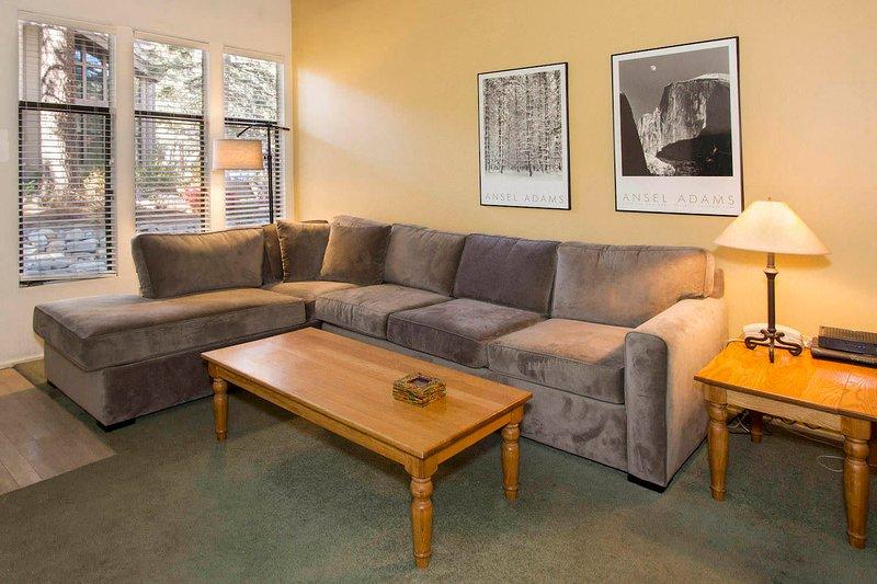 St. Moritz #31 - Living Room