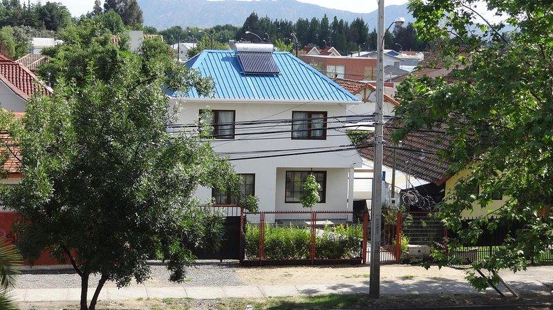 Casa amoblada, arriendo por días, capacidad 6 personas, 3D, 4B wifi, alquiler de vacaciones en Talca