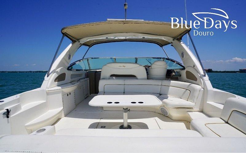 Boat blue days, location de vacances à Canidelo