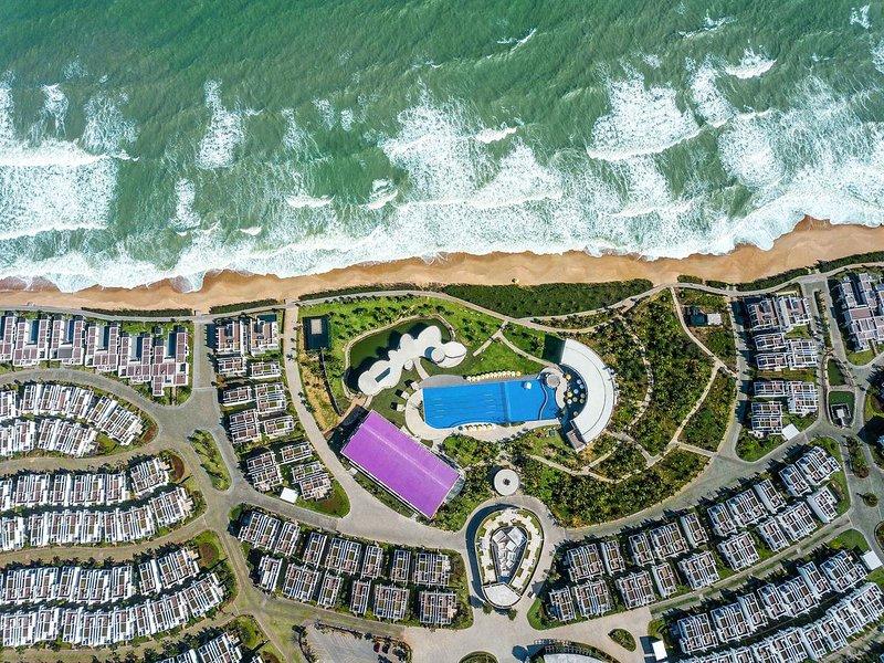 Bull&Brothers Villa - Oceanami Villas & Beach Club, location de vacances à Phuoc Hai