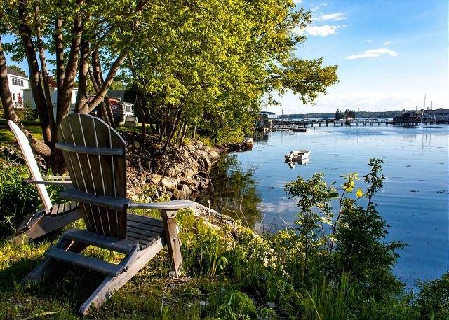 Snug Harbor Historic 1br 1ba Boothbay Harbor Cottage W