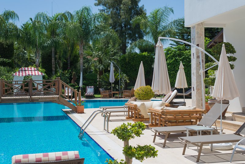 Sofia Residence - One Bedroom Apartment – semesterbostad i Kemer
