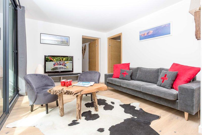 Stay at La Cordee 112 Apartment with 'Very Good' Property Manager 4.5/5, alquiler vacacional en Les Praz-de-Chamonix