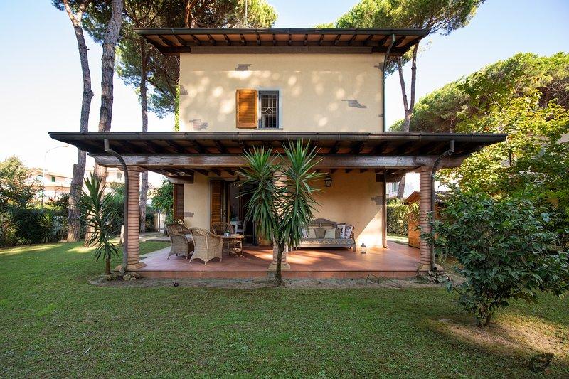 Villa Luce 13, holiday rental in Pietrasanta