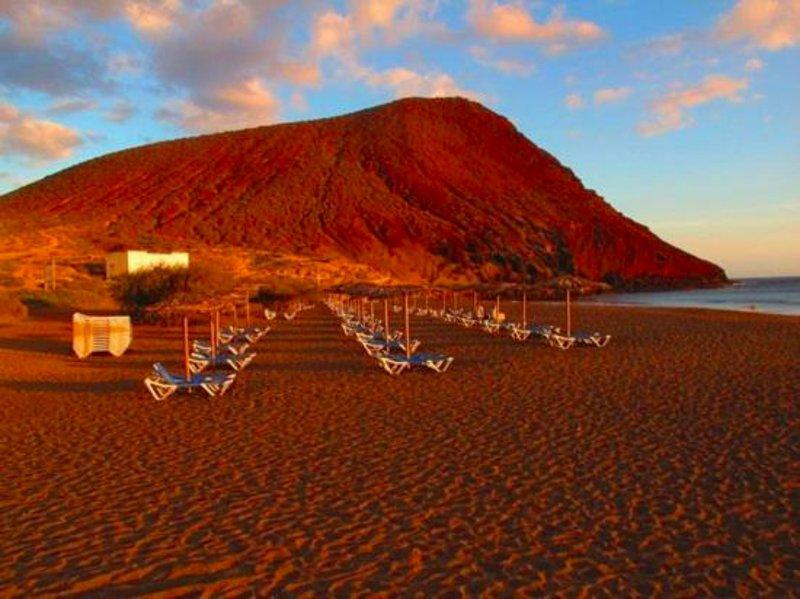 Villa Tejita, Playa La Tejita, El Médano, Tenerife, holiday rental in La Tejita