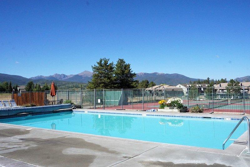 Enjoy access to the Meadow Ridge Athletic Club