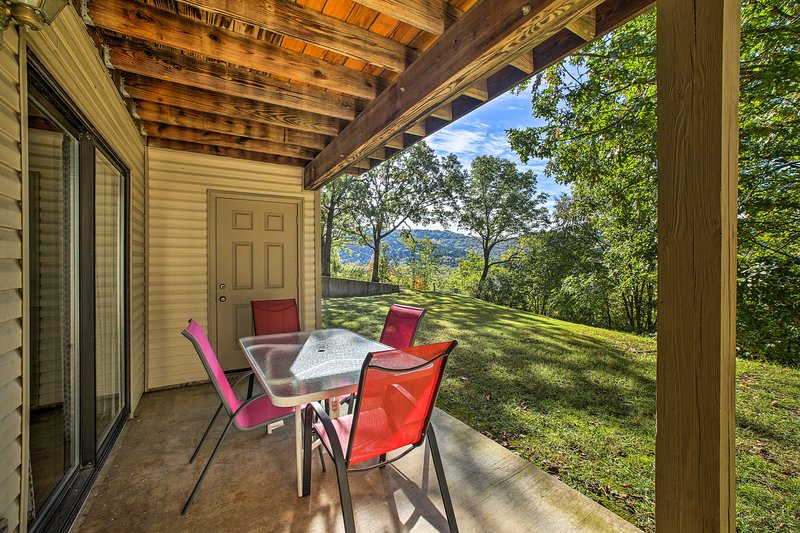 Welcome to the Branson vacation rental condo of your dreams!