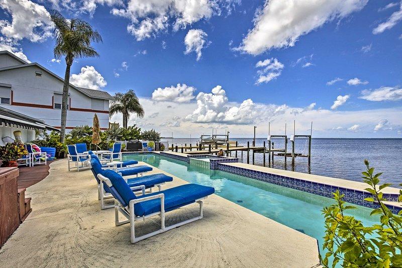 'Gulf Coast Heaven' funge da perfetto rifugio per le vacanze!