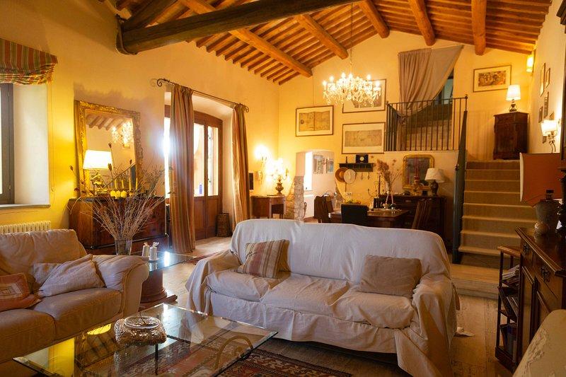il casale alle farine, vakantiewoning in Cura di Vetralla